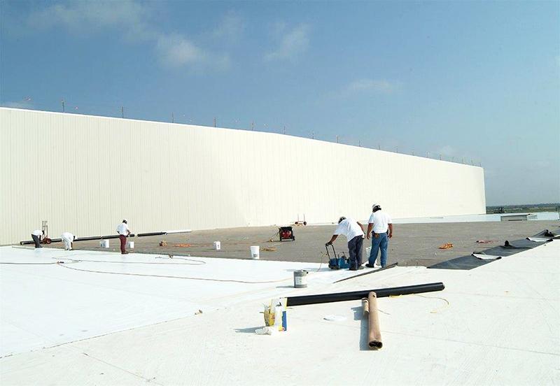 tpo roof installation toronto