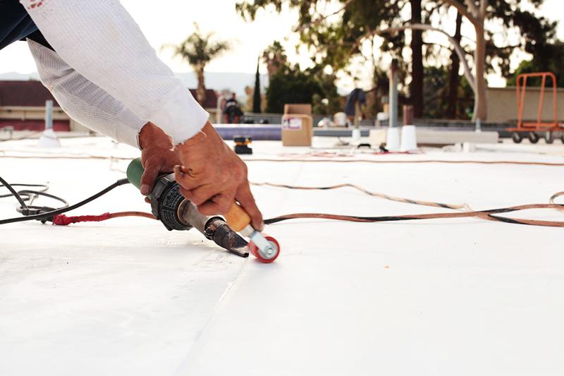 tpo roof repair toronto