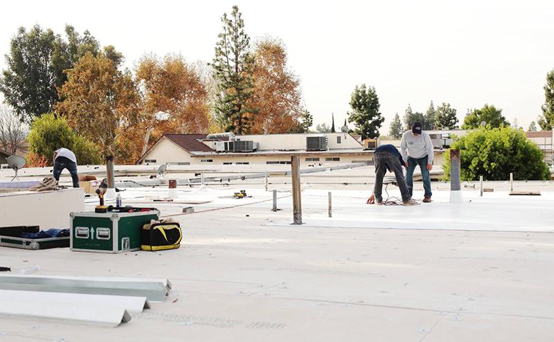 pvc roof installation toronto